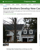 Local Brothers Develop New Castle